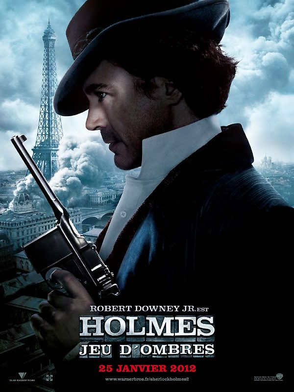 Sherlock Holmes 2 Jeu D'Ombres 2012 TrueFrench 1080p BluRay x264-Corte2b