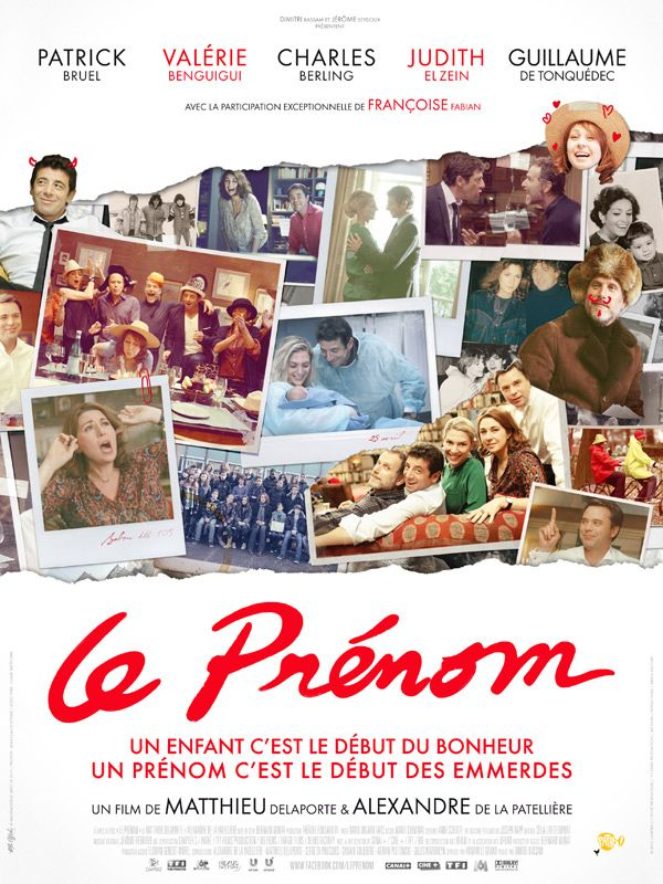 Le Prenom 2012 French 1080p BluRay Remux AVC DTS HD MA 5 1-HDForever