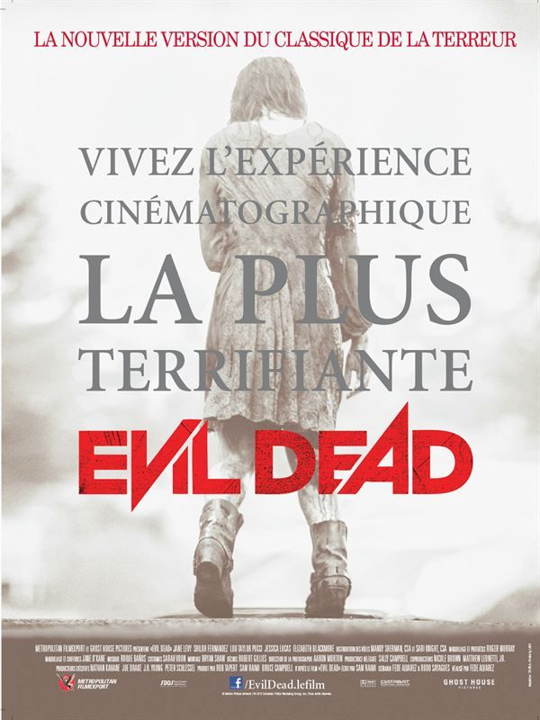 Evil Dead 2013 FRENCH SUBFORCED DVDRIP XviD-FUZION