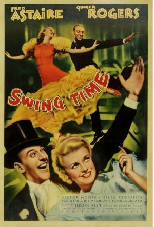 Swing Time George Stevens 1936 FRENCH DVDRip MPEG-4