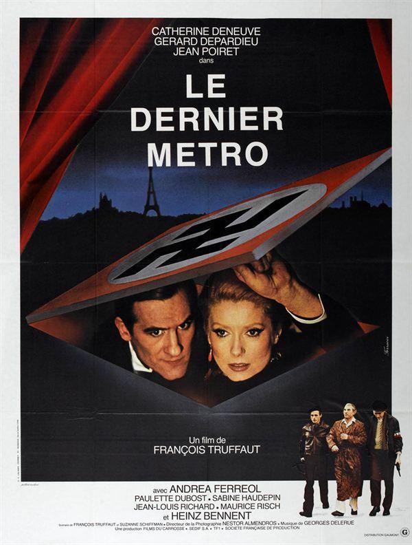 Le dernier métro 1980 1080p VOF Bluray FULL ISO BD50 DTS-HD MA AVC-FtLi