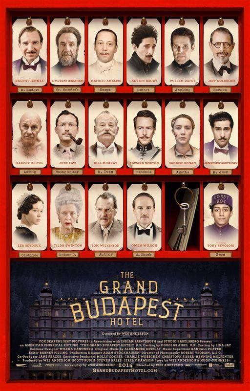 The Grand Budapest Hotel 2014 PAL MULTI DVDR-VIAZAC