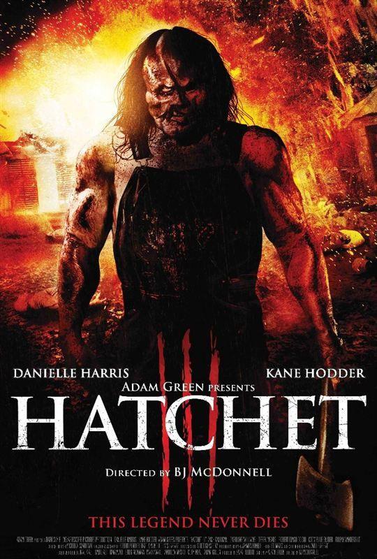 Hatchet III 2013 TRUEFRENCH DVDRip XviD-UTT