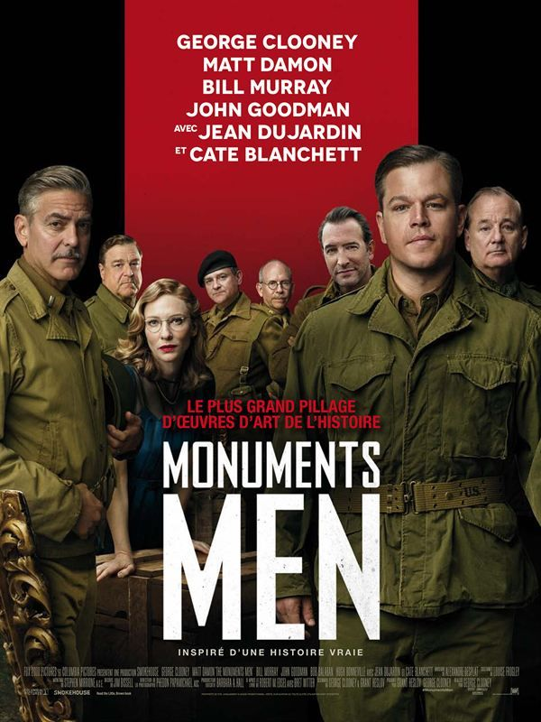 The Monuments Men 2014 TRUEFRENCH DVDRip x264 AC3-SVR