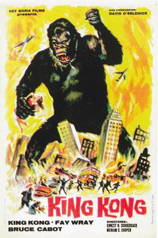 King Kong 1933 MULTi 1080p HDLight x264 AC3