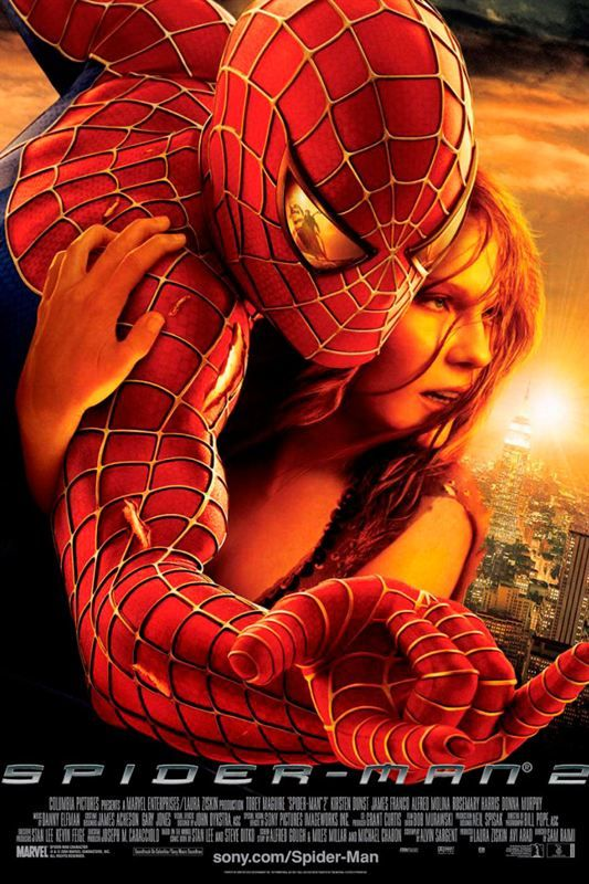 Spider-Man 2 2004 MULTi 1080p BluRay REMUX AVC DTS-MA 5 1-LaBrutonne