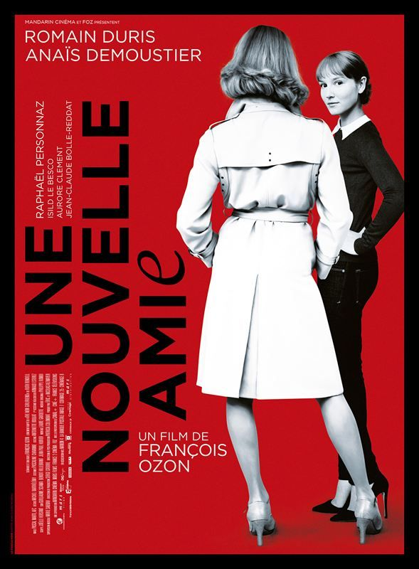 Une Nouvelle Amie 2014 VOF 1080p Bluray Remux AVC-ONLY