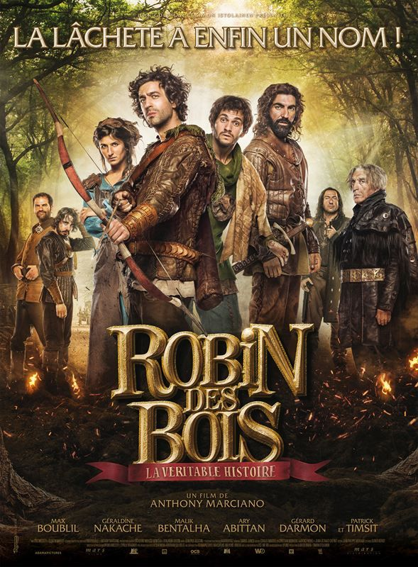 Robin des Bois(2015) La Véritable Histoire FRENCH Webdl 1080p AVC SONGOKU