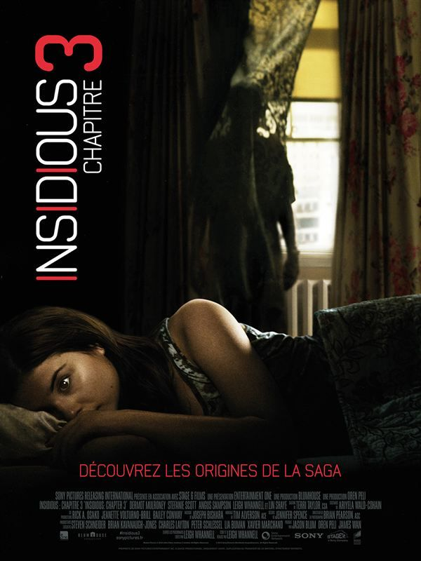 Insidious Chapitre 3 2015 Multi Truefrench 1080p Bluray Remux AVC-ONLY
