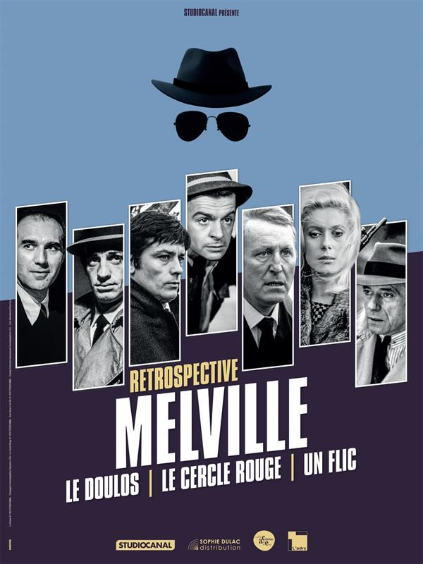 Le Doulos 1962 1080p VOF Bluray Remux DTS-HD MA AVC-FtLi