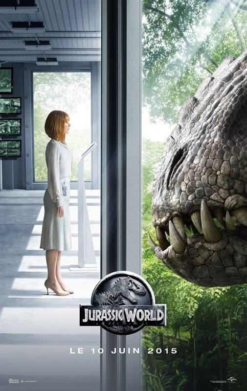 Jurassic World 2015 MULTI VFF 2160P 4KLight 10bit UHD Bluray HDR HEVC AAC 5 1