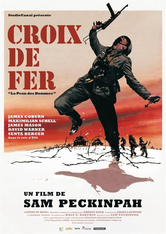Croix De Fer 1977 (Cross of iron) MULTI DVDRIP MPEG2 AC3