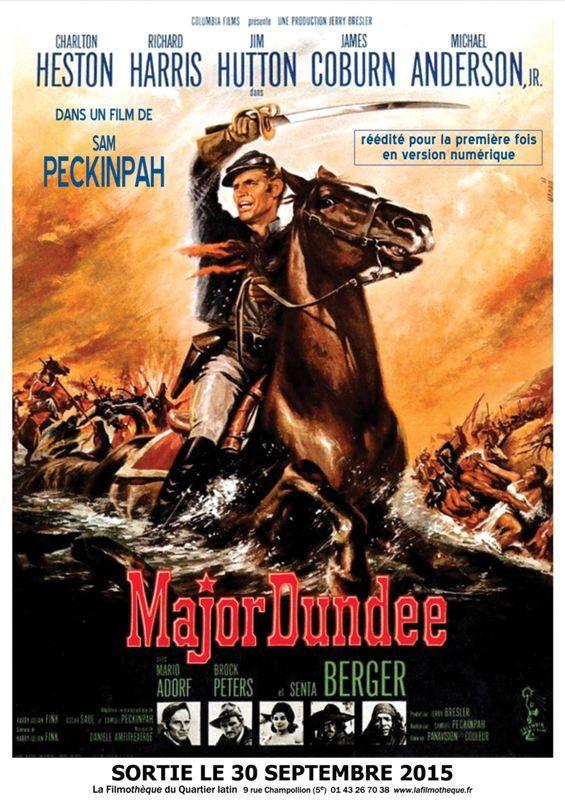 Major Dundee (1965) VOSTFR Extended Remastered 1080p BluRay H 265 DTS-HDMA 5 1-AZAZE