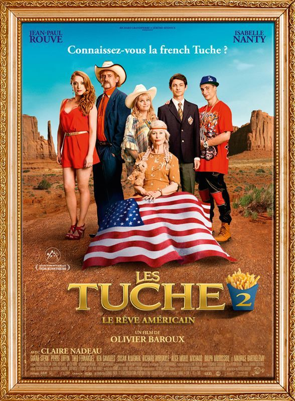 Les Tuche 2 2016 French AC3 1080p HDLight x264 GHT