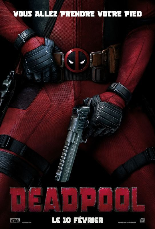 Deadpool (2016) [2160p HDR x265][MULTI VFF 5 1 DTS VO 7 1 DTS-HDMA]-telemo
