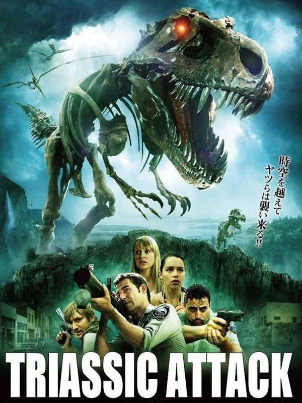 Triassic Attack 2010 FRENCH DVDRiP XViD MP3