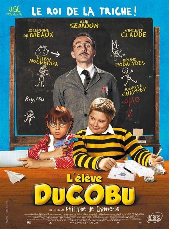 Ducobu Trilogie (2010-2020) VF 720p x265 HDLight