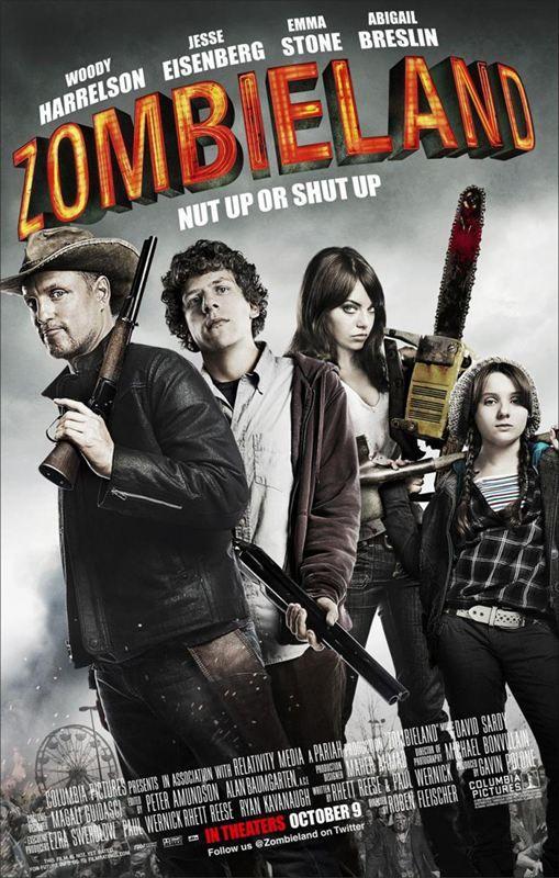 Zombieland 2009 COMPLETE UHD BLURAY-COASTER