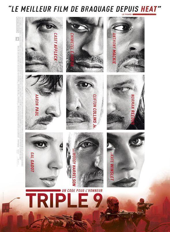 Triple 9 2016 Multi Truefrench 1080p Bluray Remux VC1-BDHD