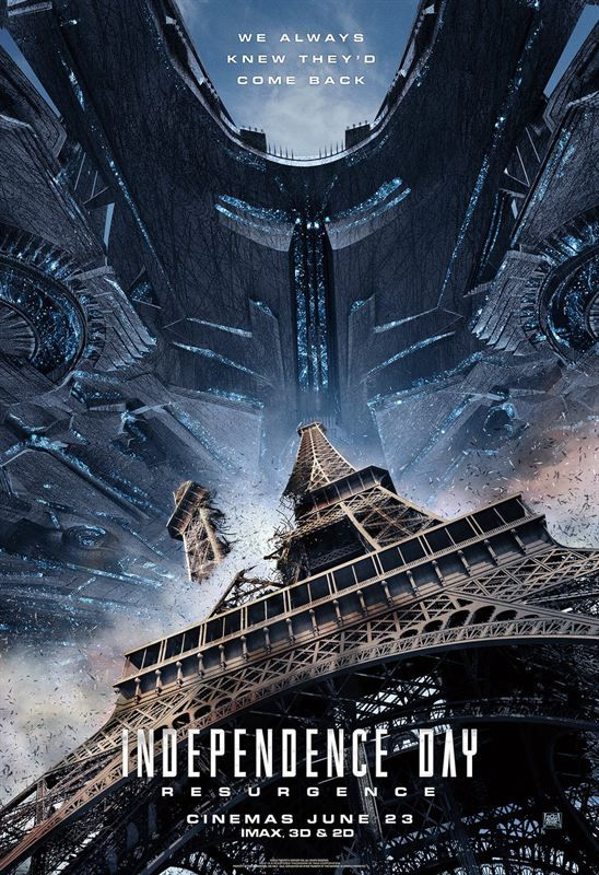 Independence Day Resurgence 3D Full BluRay Multi True French ISO BDR50 MPEG-4 AVC DTS HD Master FreexOptique