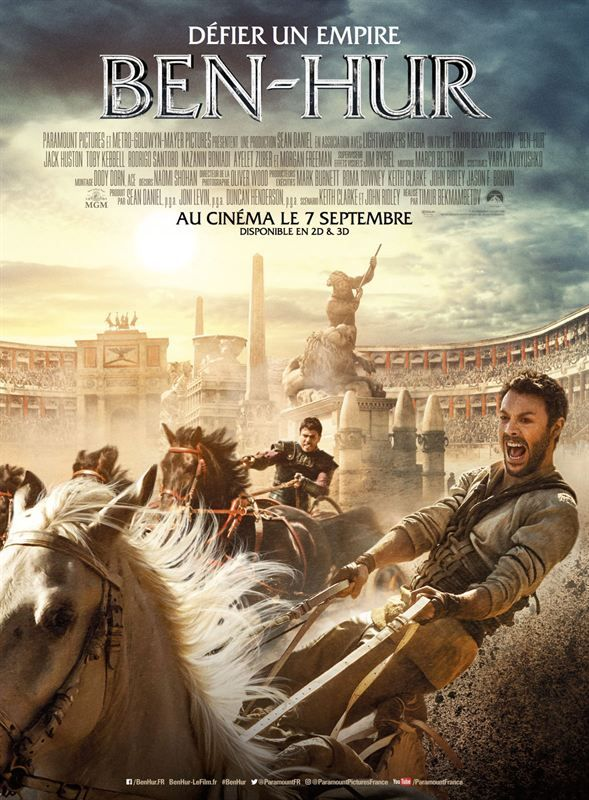 Ben-Hur 2016 Full BluRay Multi True French ISO BDR50 MPEG-4 AVC DTS-HD Master FreexOptique