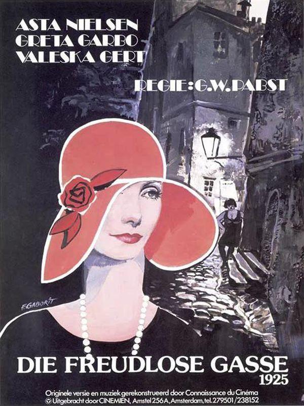 La rue sans joie (Die Freudlose Gasse) G W Pabst 1925 Muet VOSTFR DVDrip AVC Vorbis