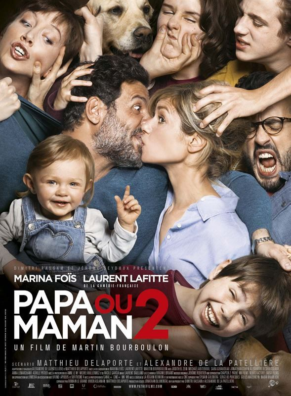 Papa Ou Maman 2 2016 FRENCH 1080p Bluray Remux AVC-BDHD