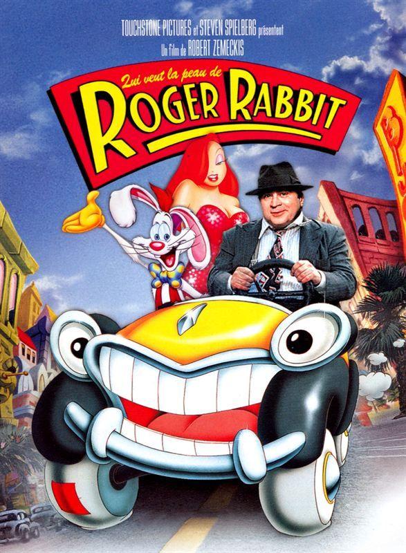 Who Framed Roger Rabbit 1988 2160p HDR Disney WEBRip DTS-HD MA 5 1 x265-TrollUHD (VOSTFR)