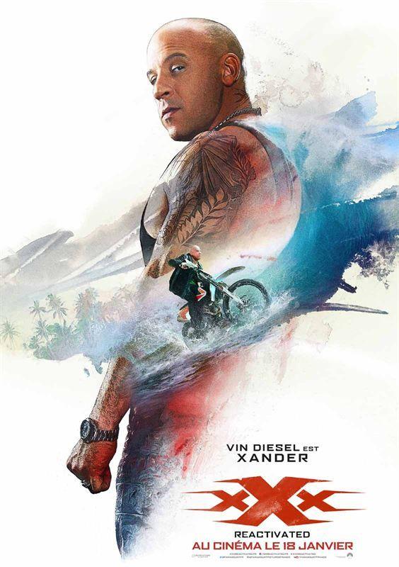 xXx Return of Xander Cage (2017) 3D T-B MULTi VF2 BluRay 1080p TrueHD Atmos 7 1~TkHD
