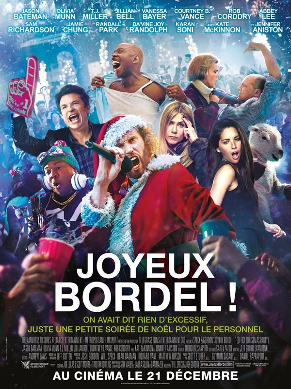 Office Christmas Party 2016 TRUEFRENCH BDRip x264-PRiDEHD