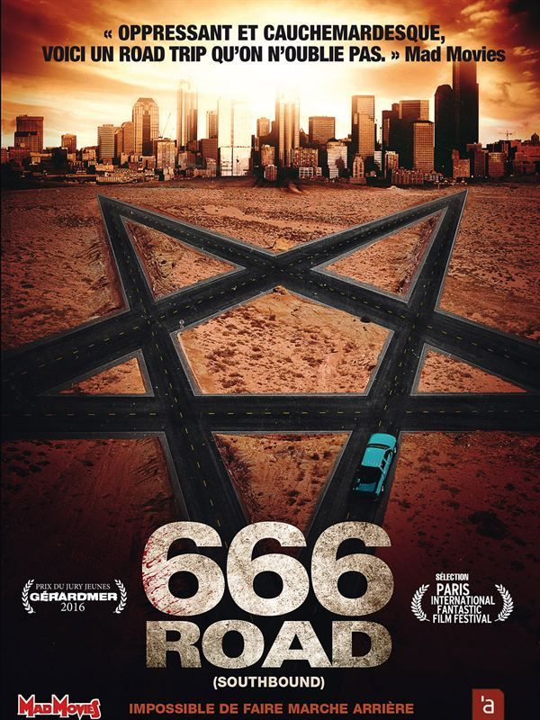 Southbound - 666 Road 2015 1080p MULTI Bluray AC3 x264-FtLi