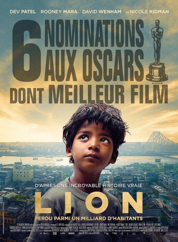 Lion 2016-Remux AVC 1080p VF VO MA-FAUD