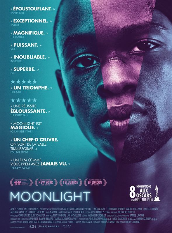 Moonlight 2017 Bluray 720p TrueFrench x264