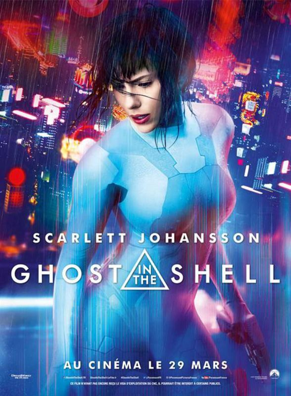Ghost in the Shell 2017 french BluRay 1080p AC3 x265 10Bits