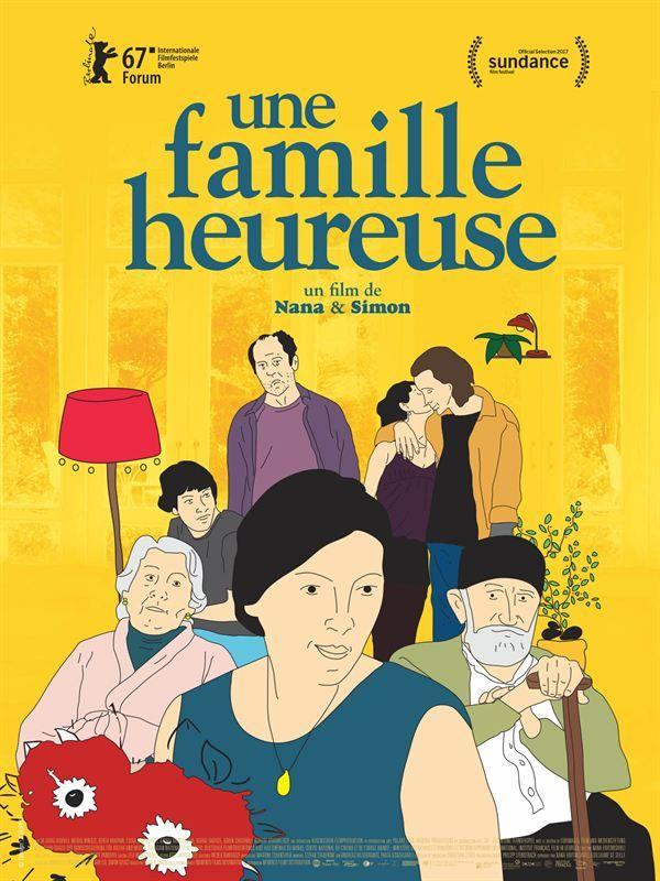 UNE FAMILLE HEUREUSE 2017 DVDRIP VOSTFR X264 AC3-Bonzai679