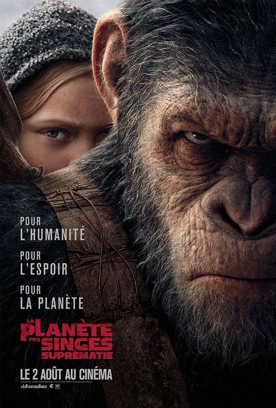 La Planète des singes - Suprématie (War For The Planet Of The Apes) 2017 720p VOSTFR x264 ACC WEBDL compact