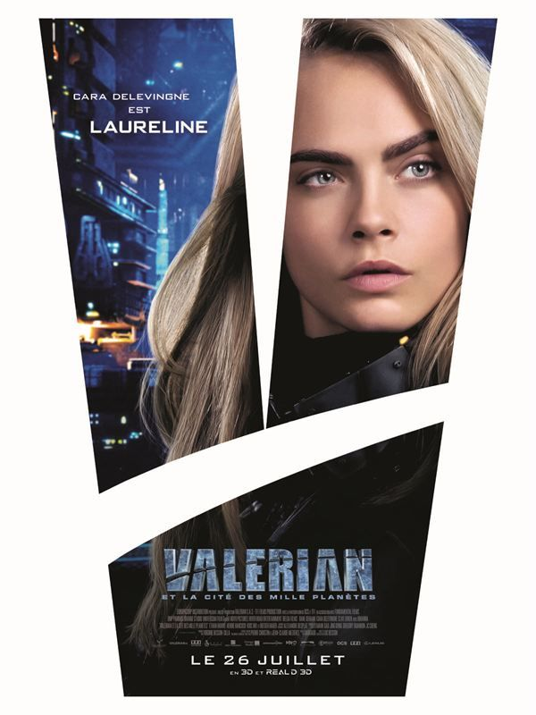 Valerian And The City Of A Thousand Planets 2017 3840x1612P 4KLight Hdr x265 AC3
