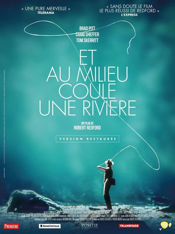 Et Au Milieu Coule Une Rivière 1992 MULTi 1080p BluRay REMASTERED HEVC DTS HDMA 5 1-AZAZE