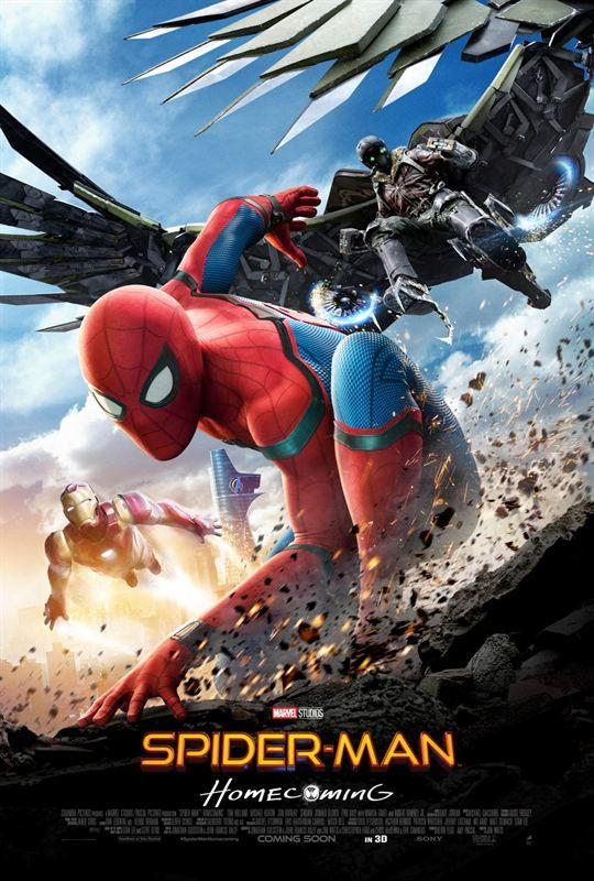 Spider-Man Homecoming 2017 french BluRay 1080p DTS-HDMA x265 10Bits