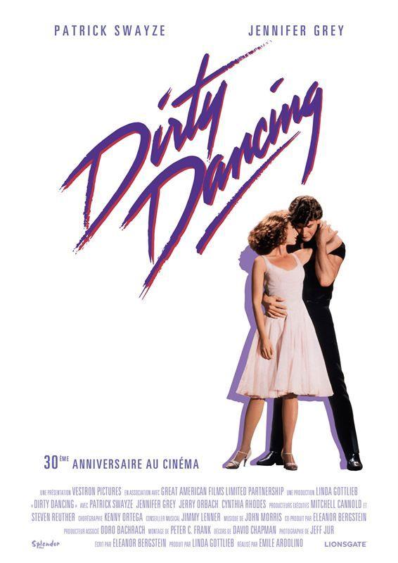 Dirty Dancing (1987) HDRip 720p VFF AAC x264