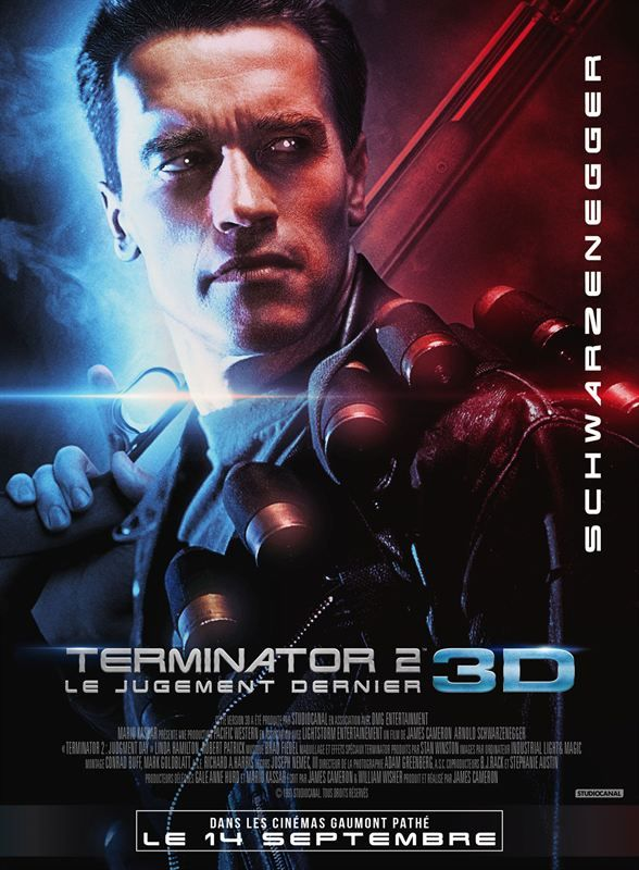 TERMINATOR 2 3D 2D 1991 Full BluRay Multi True French ISO BDR50 MPEG-4 DTS-HD Master FreexOptique