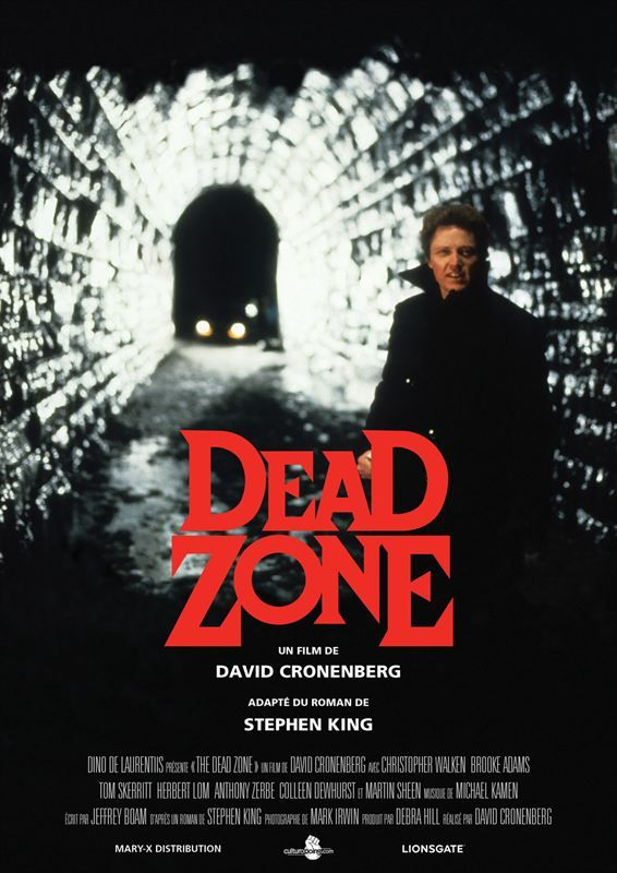 The Dead Zone 1983 Bluray VOSTFR 1080p DD-5 1 x264 BONUS