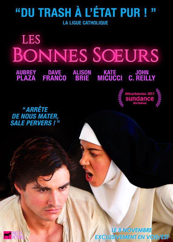 Les Bonnes soeurs (The Little Hours) 2017 FRENCH WEBRiP AVC AAC