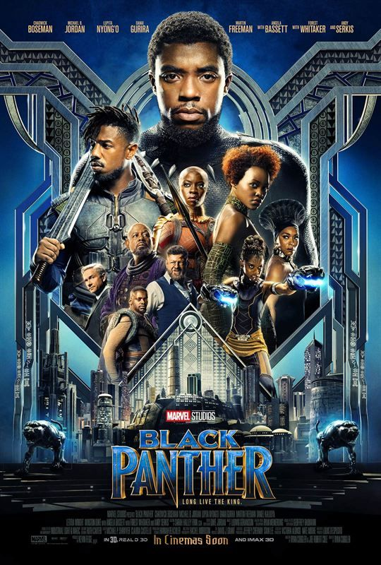 Black Panther 2018 french BluRay 1080p EAC3 x265 10Bits