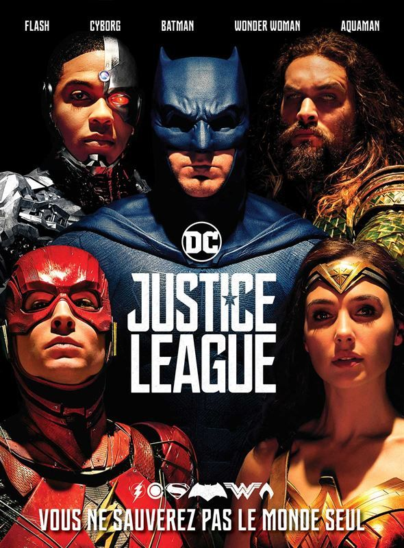 Justice League 2017 french BluRay 1080p DTS-HDMA x265 10Bits