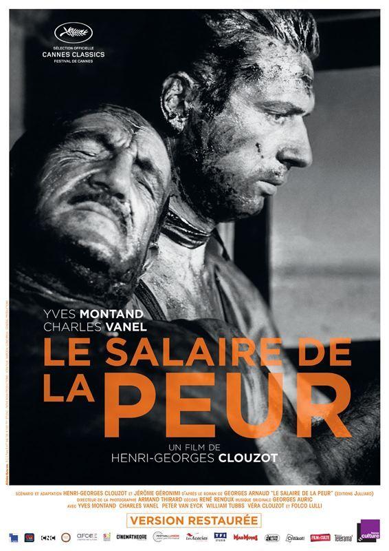 Le Salaire De La Peur 1953 TrueFrench HDRIP 720p x264 DTS