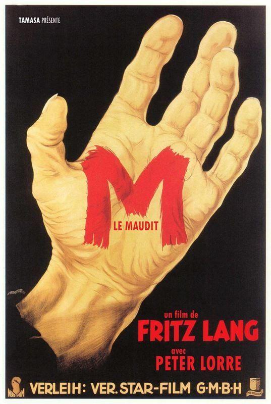 M le Maudit (1931) VOSTF Universum BR 1080p X265 FLAC-AZAZE