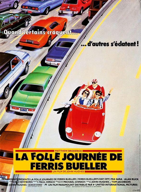 La folle journée de Ferris Bueller 1986 1080p MULTI TRUEFRENCH Bluray Remux DTS-HD MA AVC-FtLi