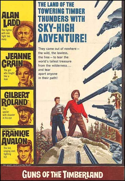 Guns of the Timberland 1960 MULTI DVDRip XVid-AC3 afrique31