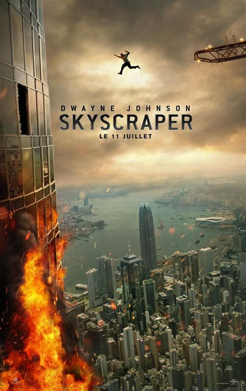 SkyScraper 2018 MULTi VF2 2160p UHD BluRay DDP7 1 H265-LAZARUS